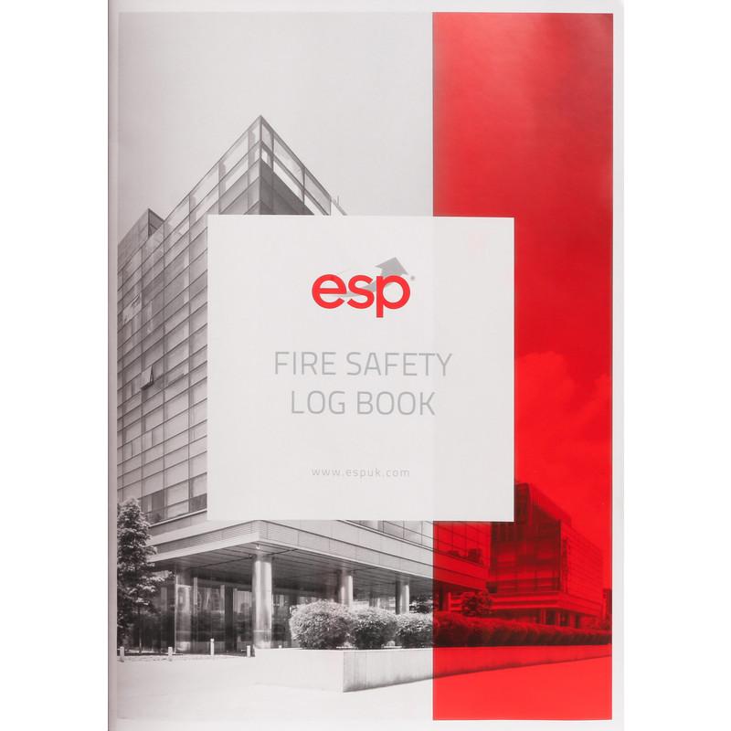 ESP Fire Safety Log Book