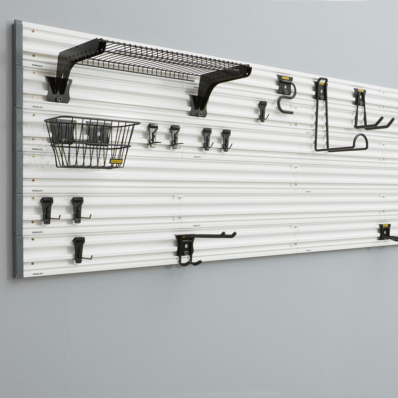 Stanley Track Wall System Horizontal Bike Hook