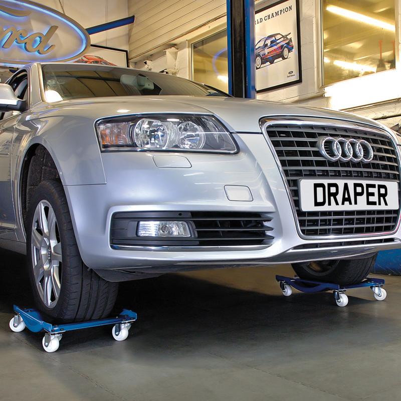 Draper Expert Wheel Dollies