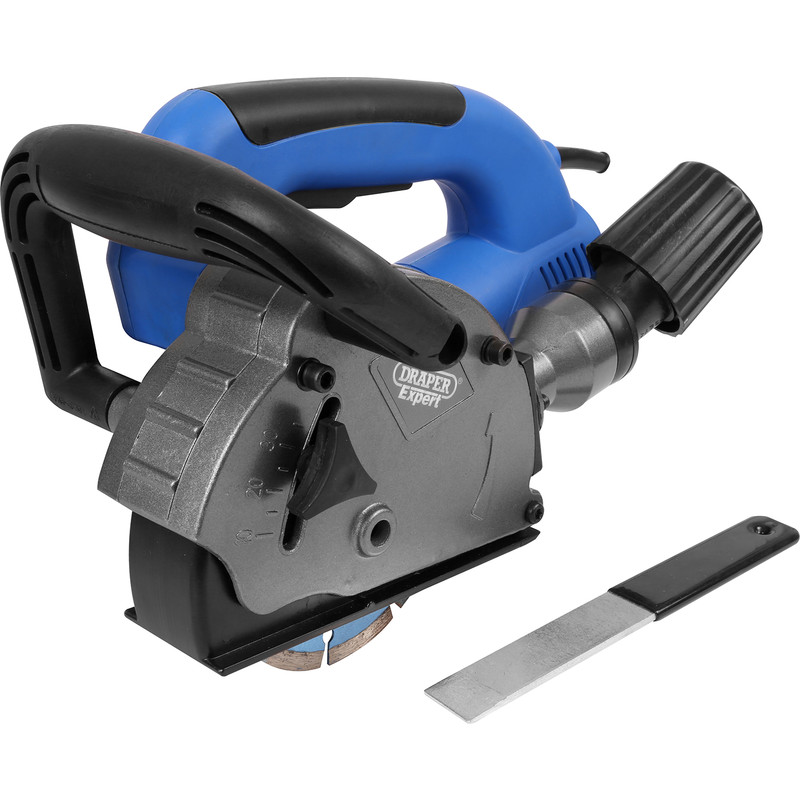 Draper Expert 125mm 1320W Wall Chaser