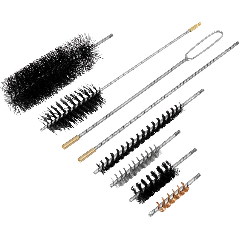 Boiler Service Cleaning Brush Set