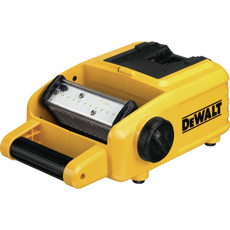 DeWalt DCL060-XJ 18V XR LED Area Light