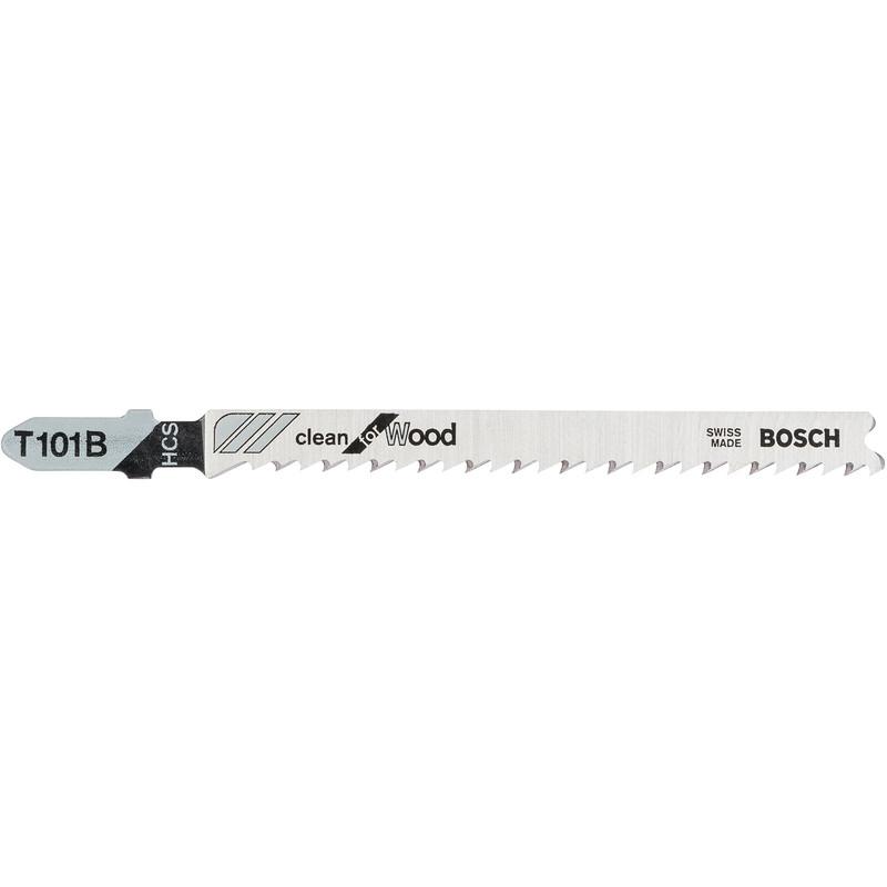 Bosch Bayonet Jigsaw Blade T101B