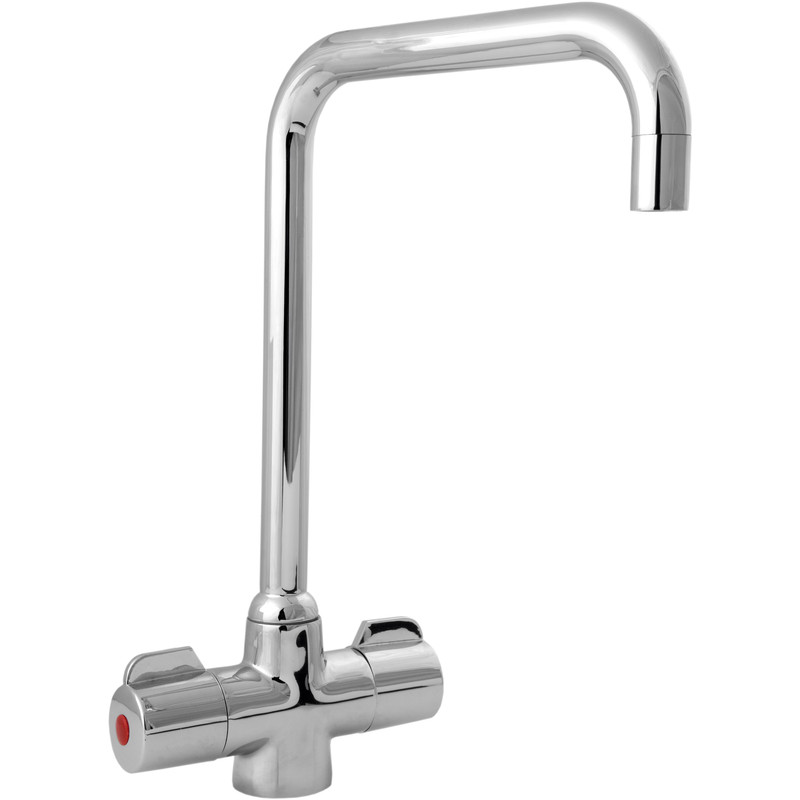 Deva Ingot Mono Mixer Kitchen Tap