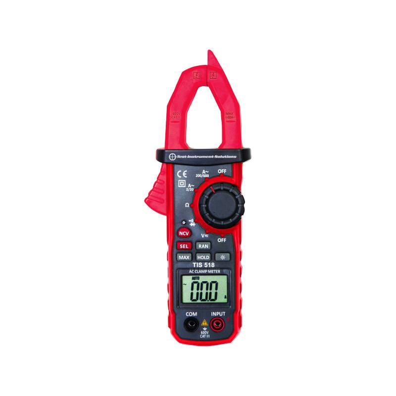 TIS 600 AMP AC Clamp Meter