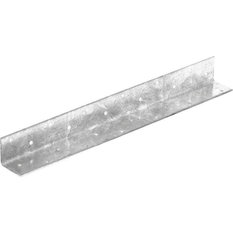 Galvanised Holding Down Angle Plate