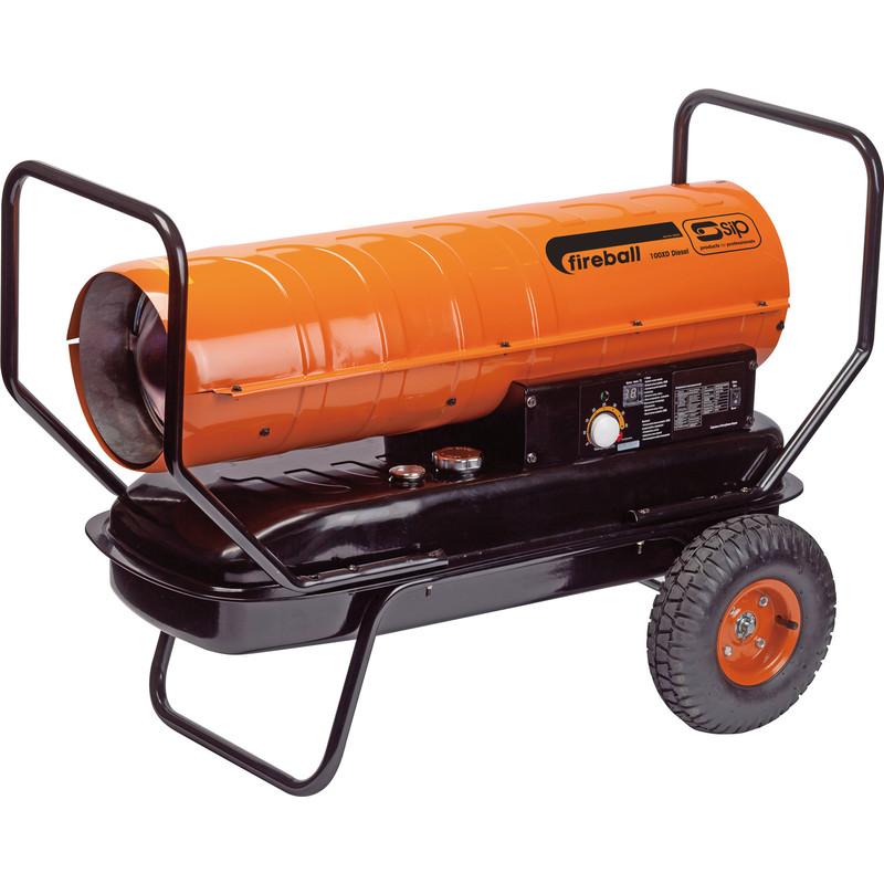SIP Fireball 100XD 230V Diesel Heater