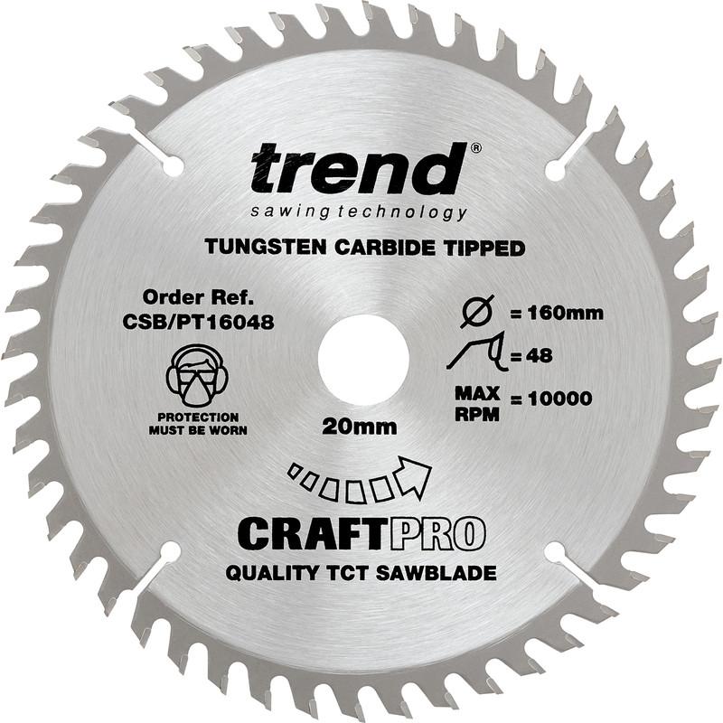 Trend Craft Plunge Saw Blade