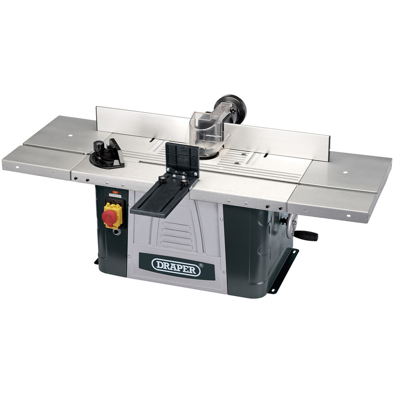 Draper 1500W Bench Mounted Spindle Moulder