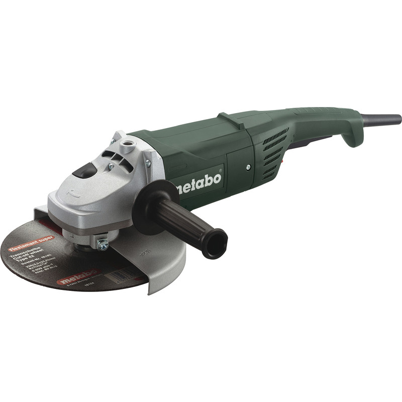 Metabo W 2000-230 2000W 230mm Angle Grinder