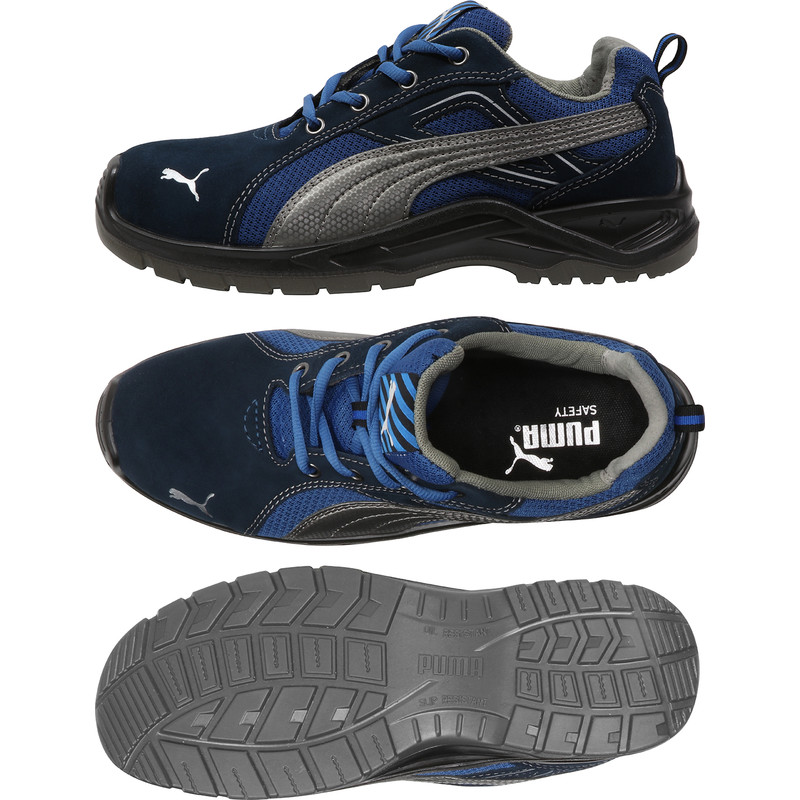Puma Omni Sky Low Safety Trainers