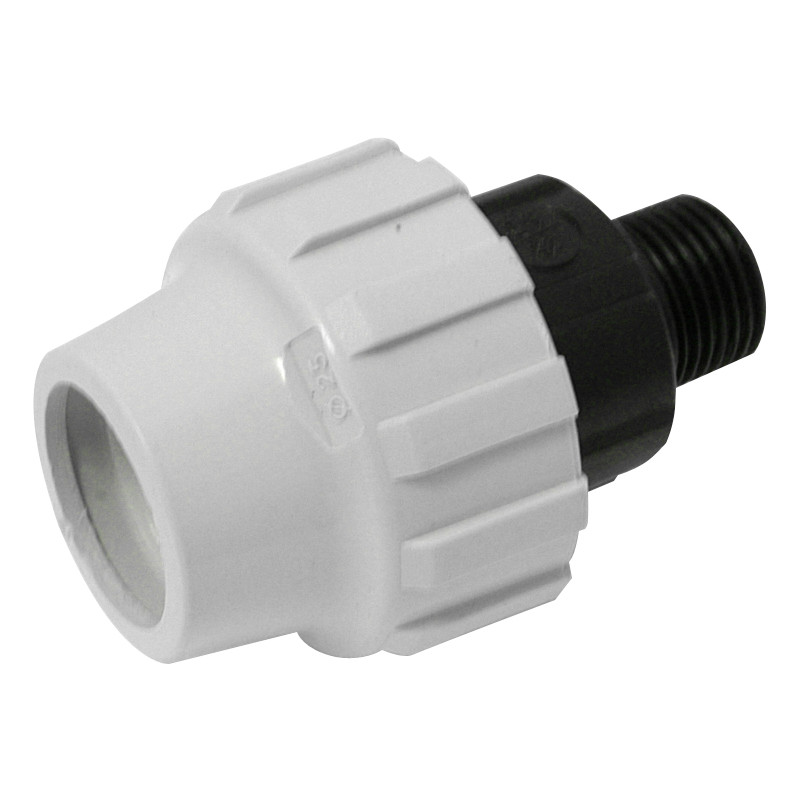 MDPE Male BSP Adaptor