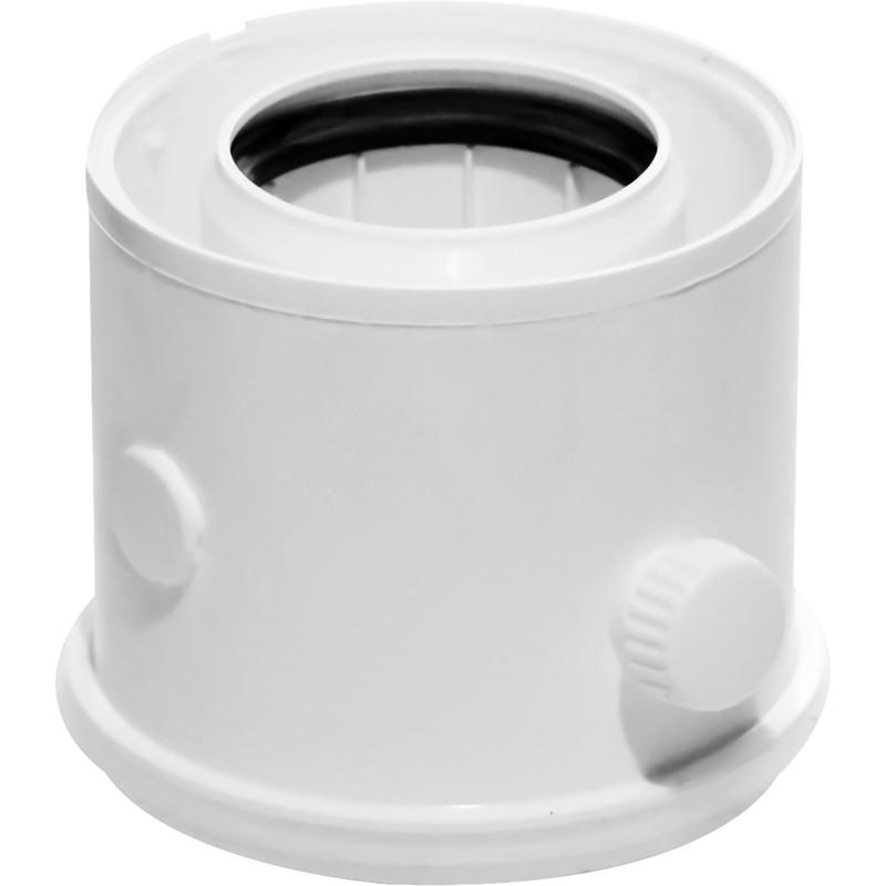 Ideal Logic/Independent Vertical Flue Connector Kit