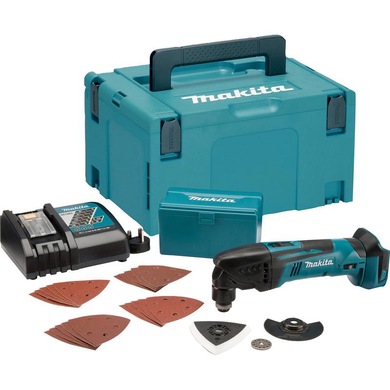 Makita 18V LXT Multi Tool Kit