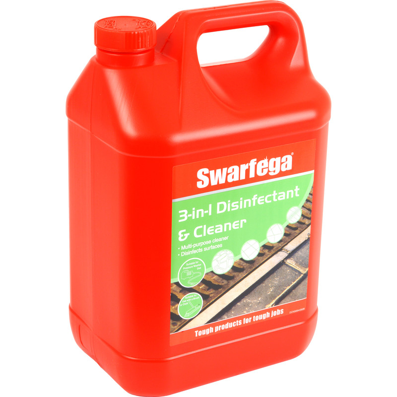 Swarfega 3 in 1 Disinfectant & Cleaner