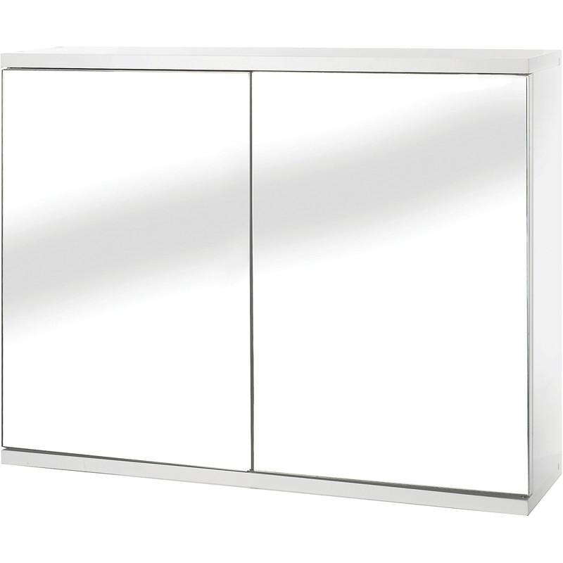 Croydex Double Door MDF Bathroom Cabinet