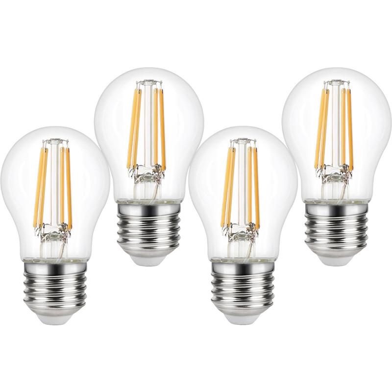 Wessex LED Filament Dimmable Mini Globe Bulb Lamp