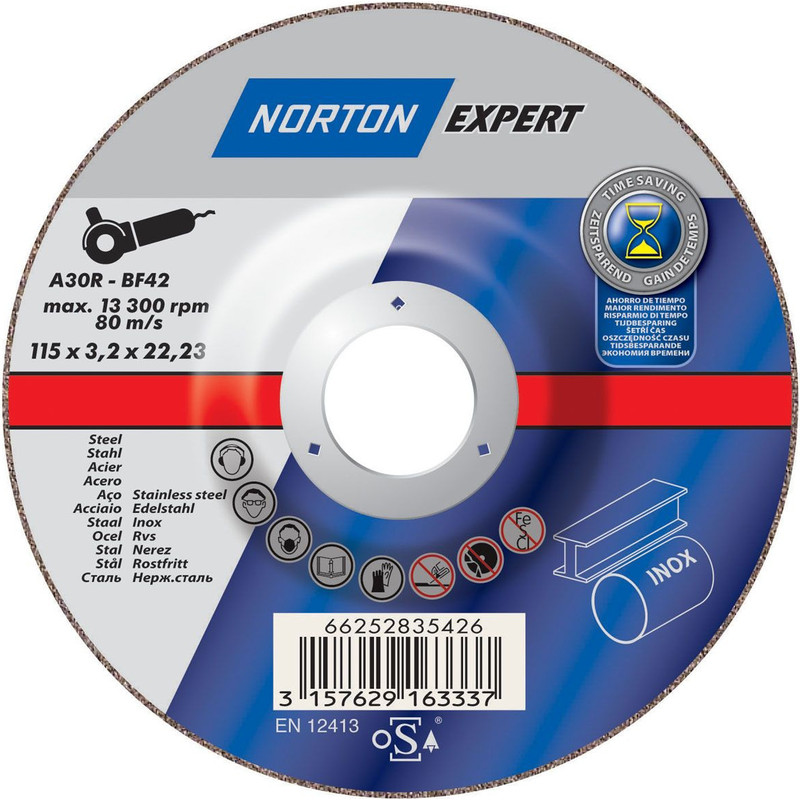 DPC Metal Cutting Disc