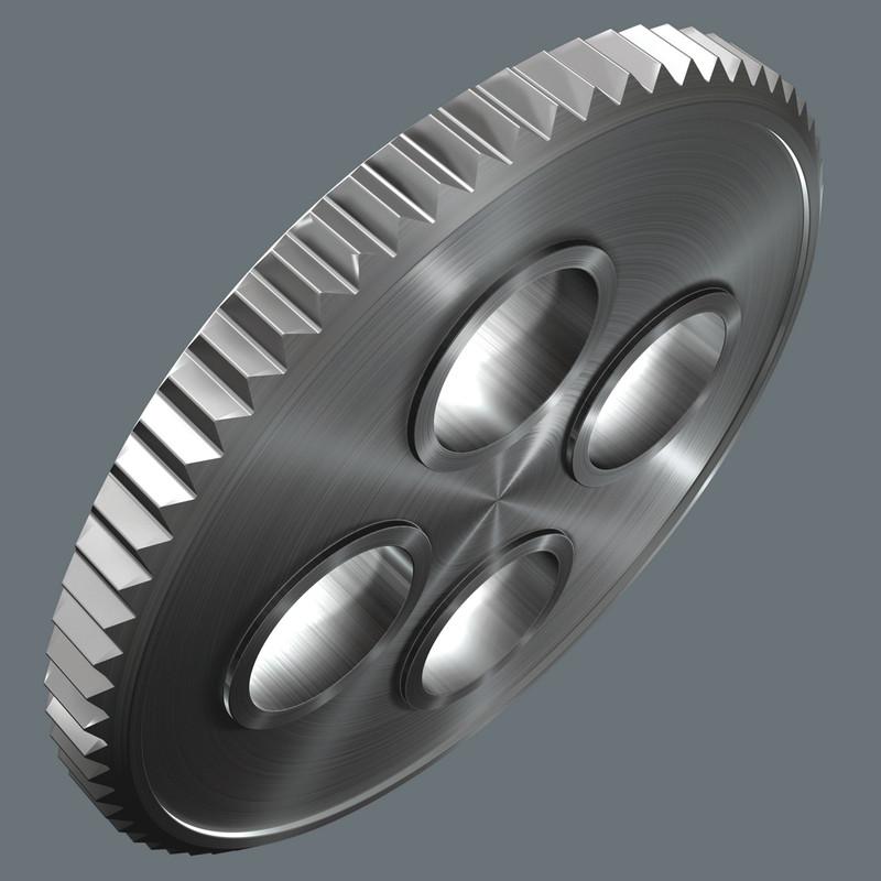 Wera 8100 1/4 Inch Zyklop Socket & Bit Set