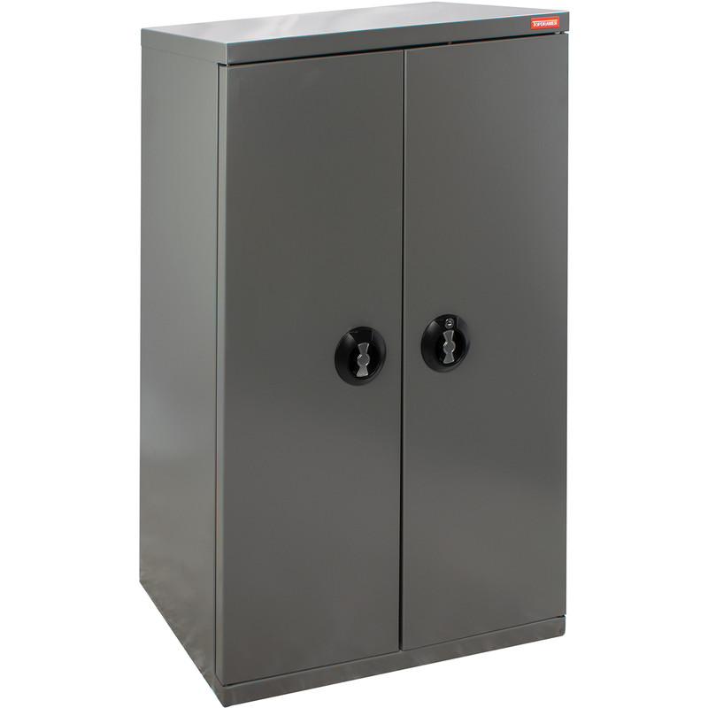 Small Parts Steel Cabinet with Doors