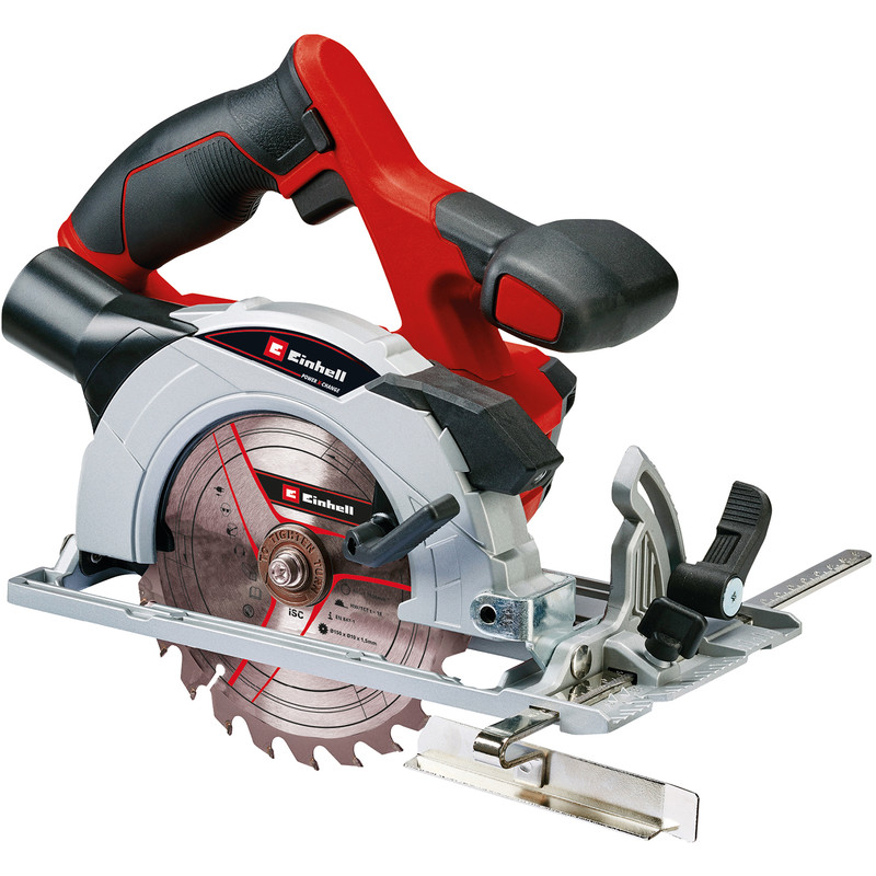 einhell power x change te cs18li pxc 18v li ion cordless 150mm circular saw body only. Black Bedroom Furniture Sets. Home Design Ideas