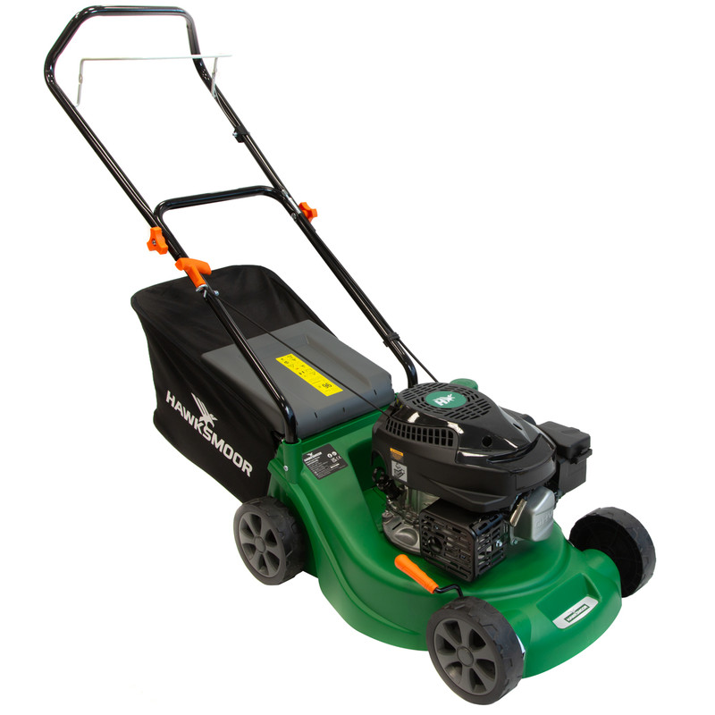 Hawksmoor 127cc 40cm Petrol Lawnmower