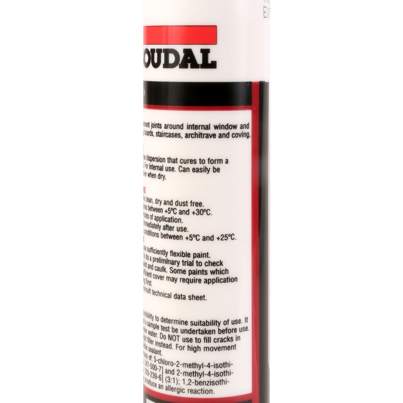 Soudal Decorators Caulk
