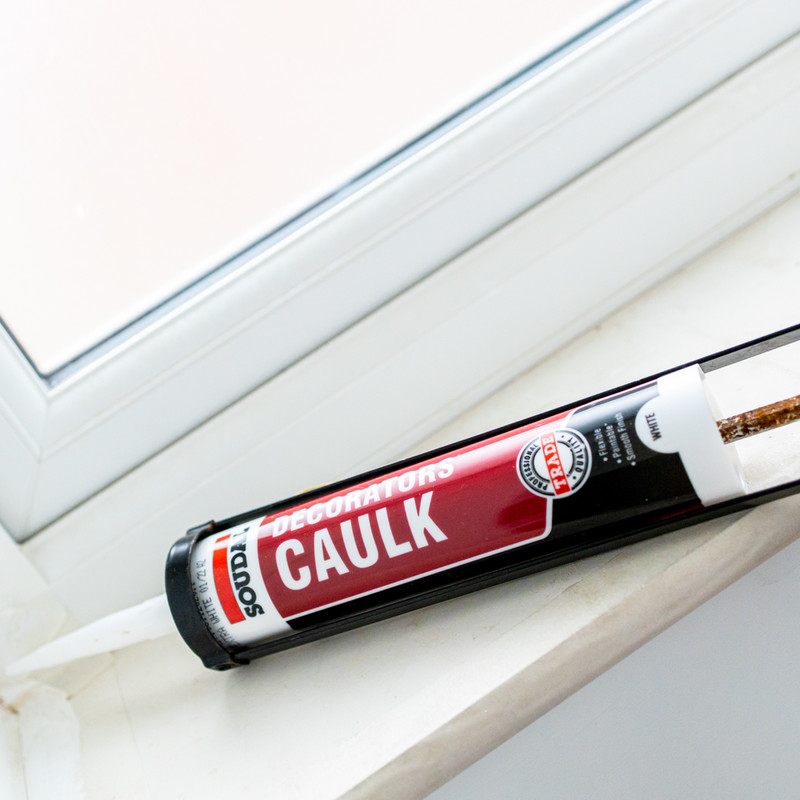 Soudal Decorators Caulk