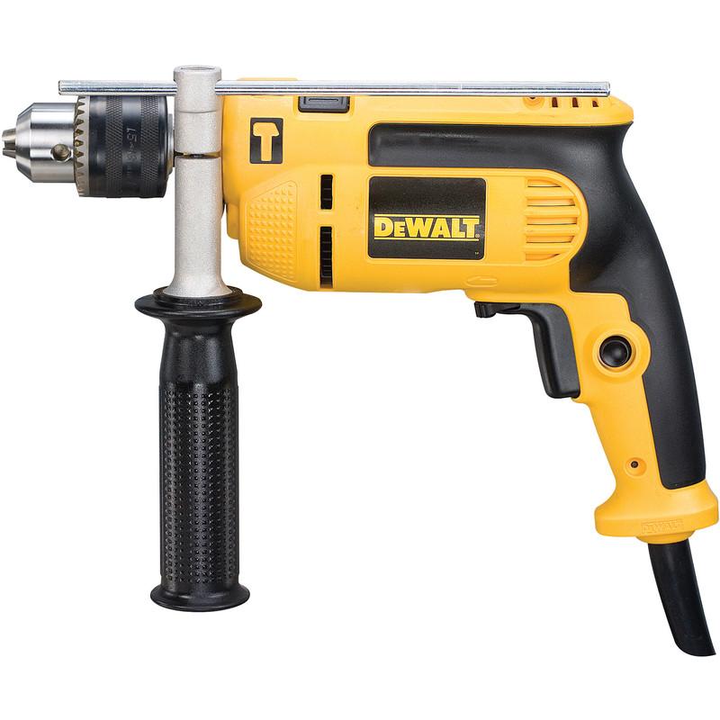 DeWalt DWD024K 701W Impact Hammer Drill