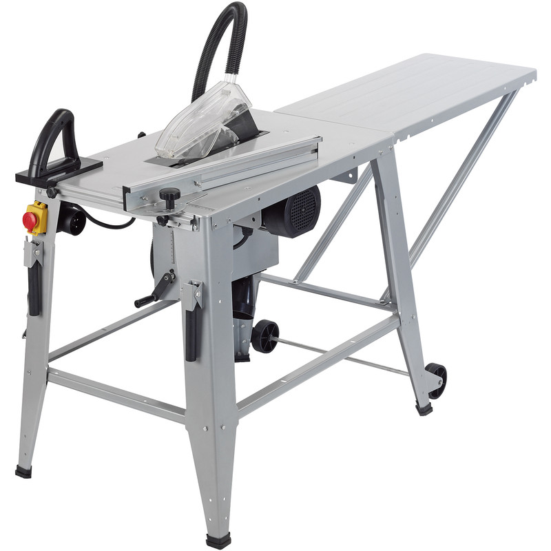 Draper 315mm 2000W Contractors Saw with Extended Table