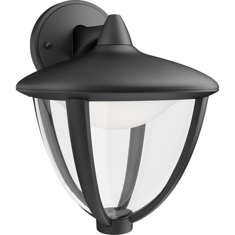 Philips LED Robin Outdoor Hanging Wall Lantern IP44