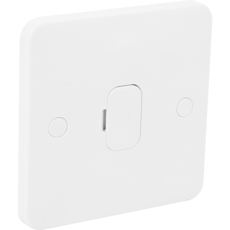 Schneider Electric Lisse 13A Fused Spur