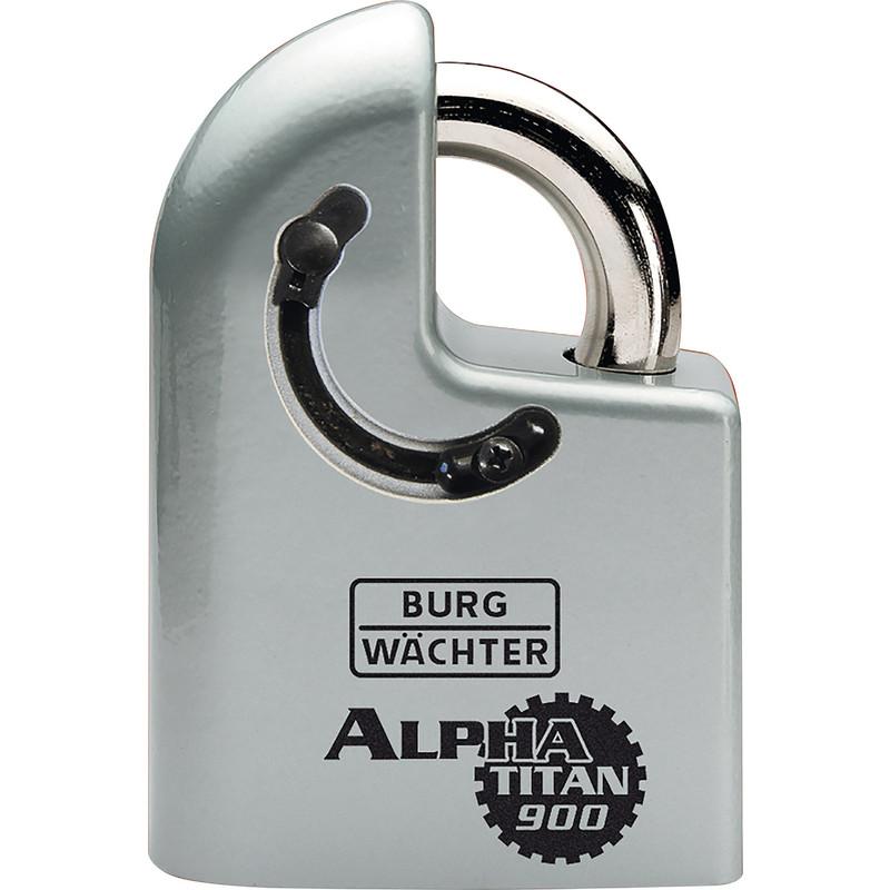 Burg-Wachter Alpha Titan Ultra Hard Padlock