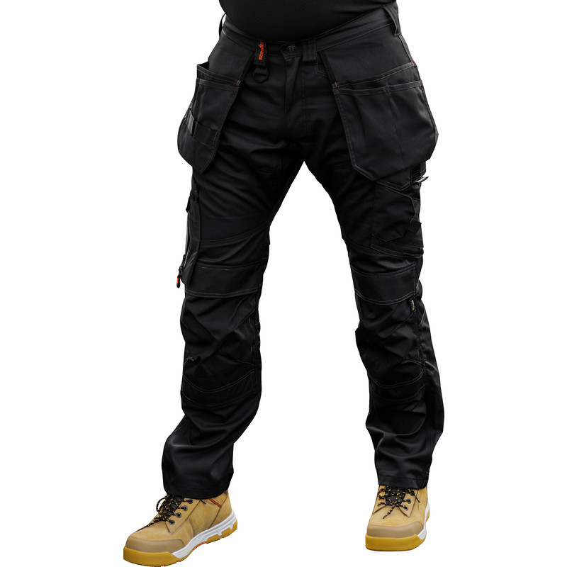Scruffs Trade Holster Pocket Trousers