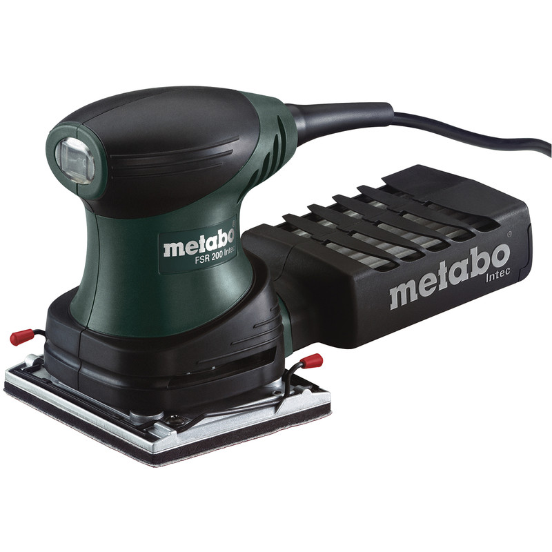 Metabo FSR 200 Intec 200W 1/4 Sheet Palm Sander