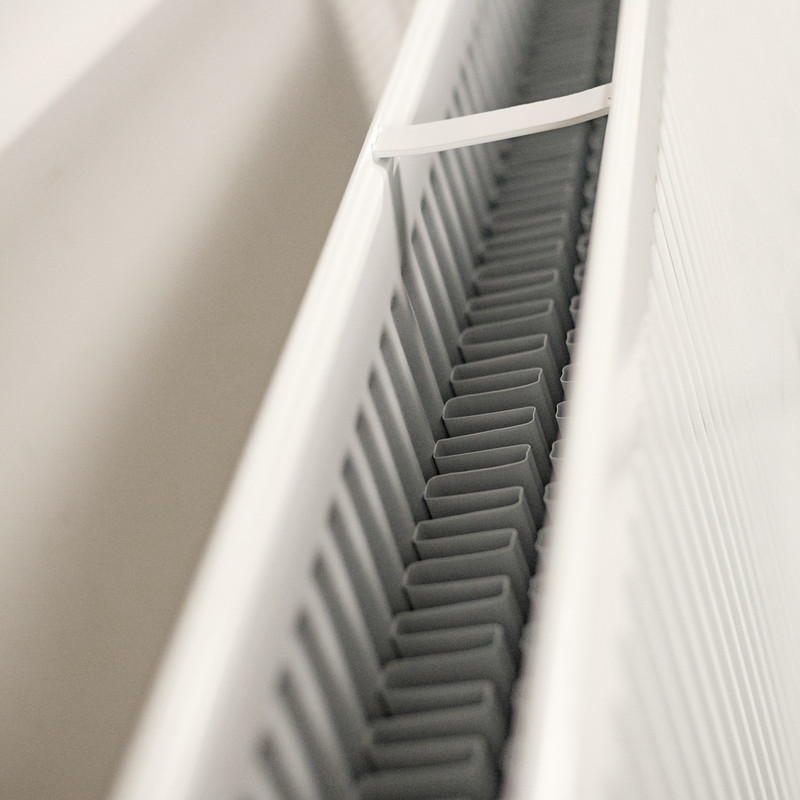 Barlo Delta Compact Type 22 Double-Panel Double Convector Radiator