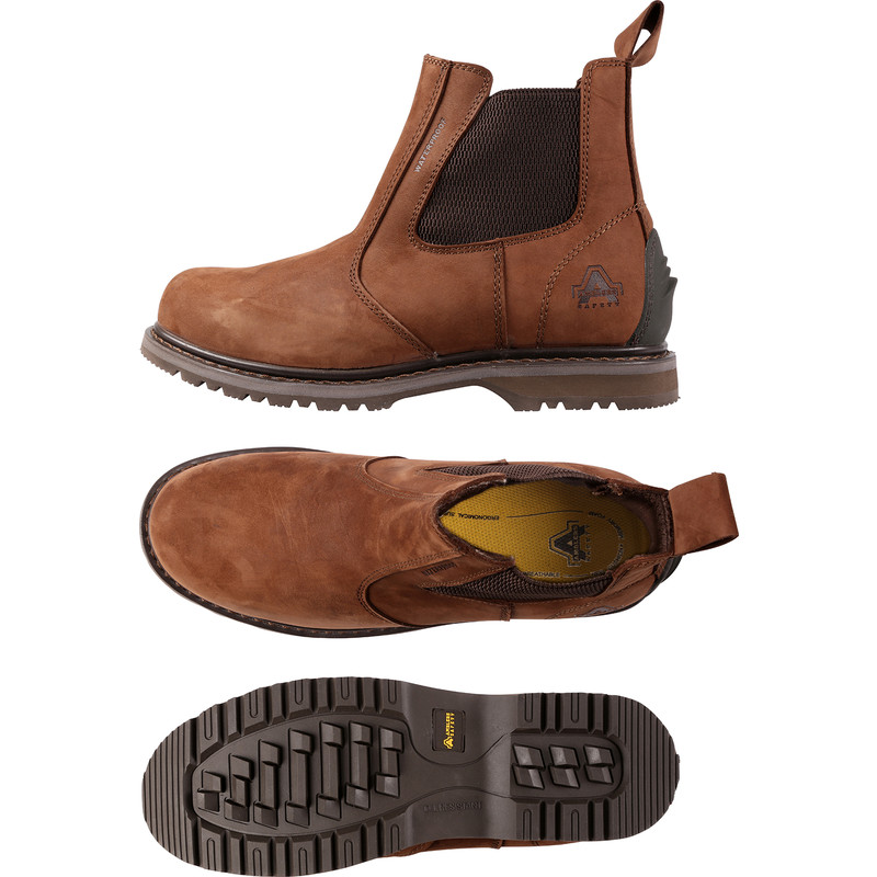 Amblers AS148 Dealer Safety Boots
