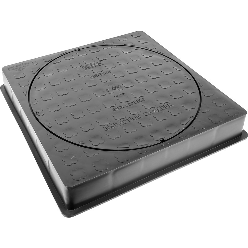 Large Inspection Cover & Frame