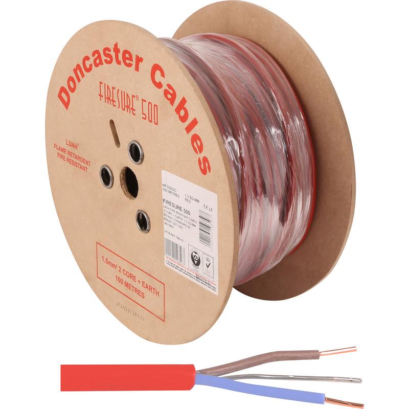 Doncaster Cables Firesure 2 Core Fire Alarm Cable
