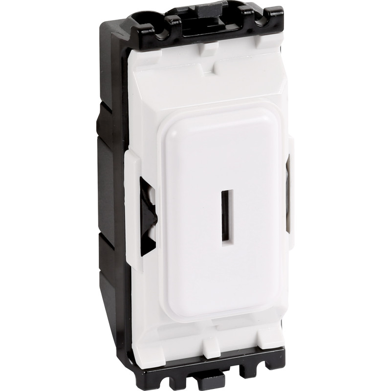 MK Grid Plus 20A Secret Key Switch Module