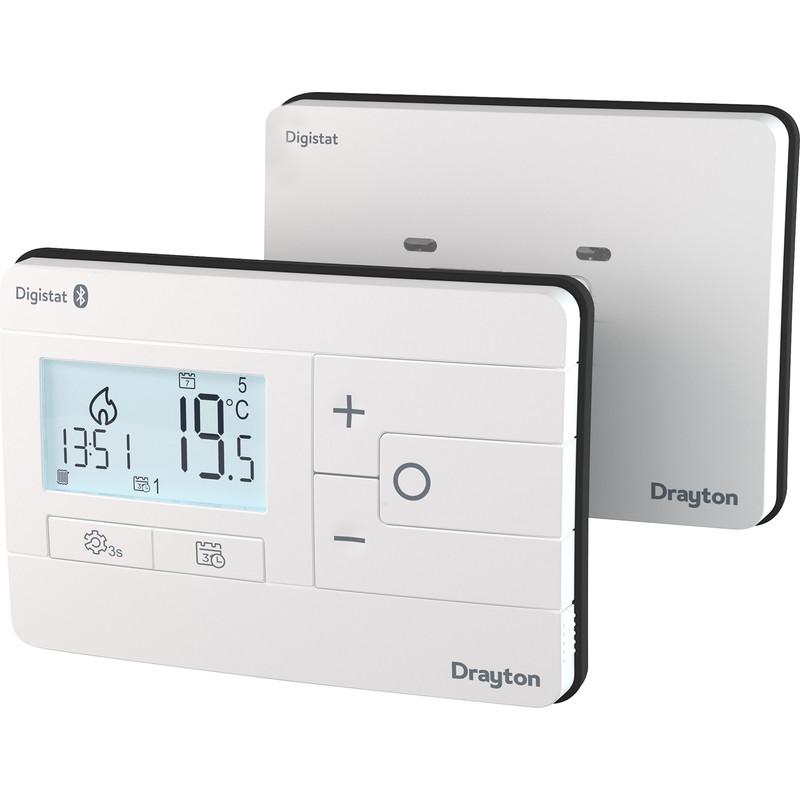Drayton Digistat Programmable Room Thermostat