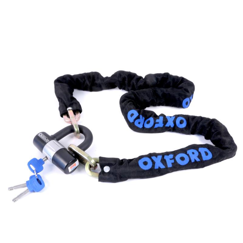 Oxford Chain Lock & Mini Shackle