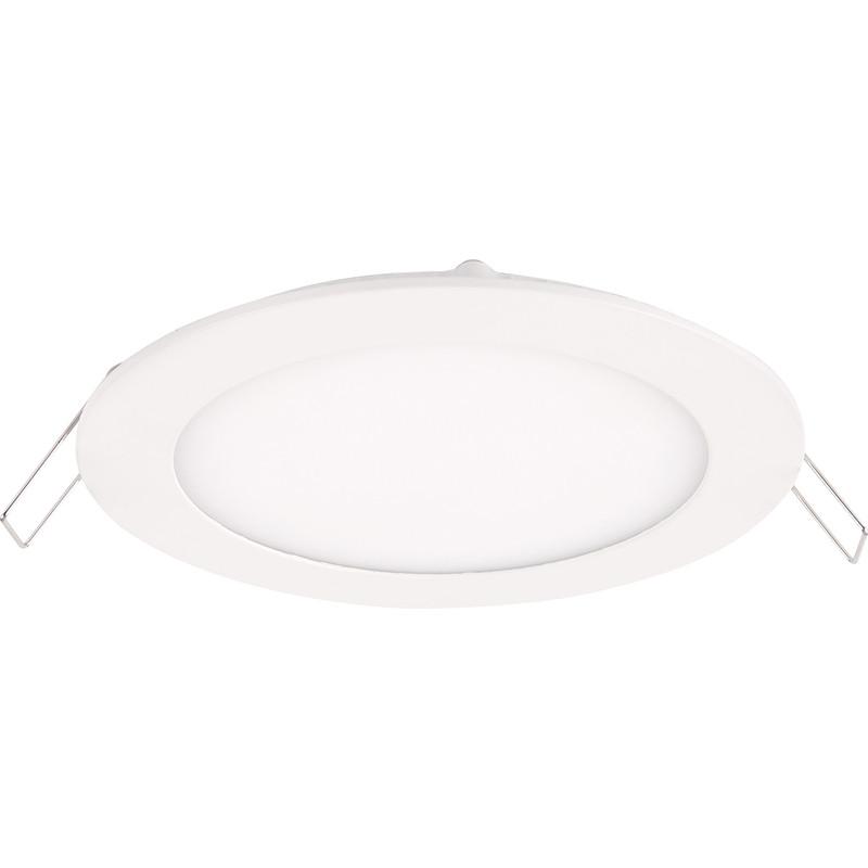 LED Slim Round Panel Light