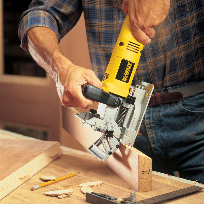 DeWalt DW682K Biscuit Jointer
