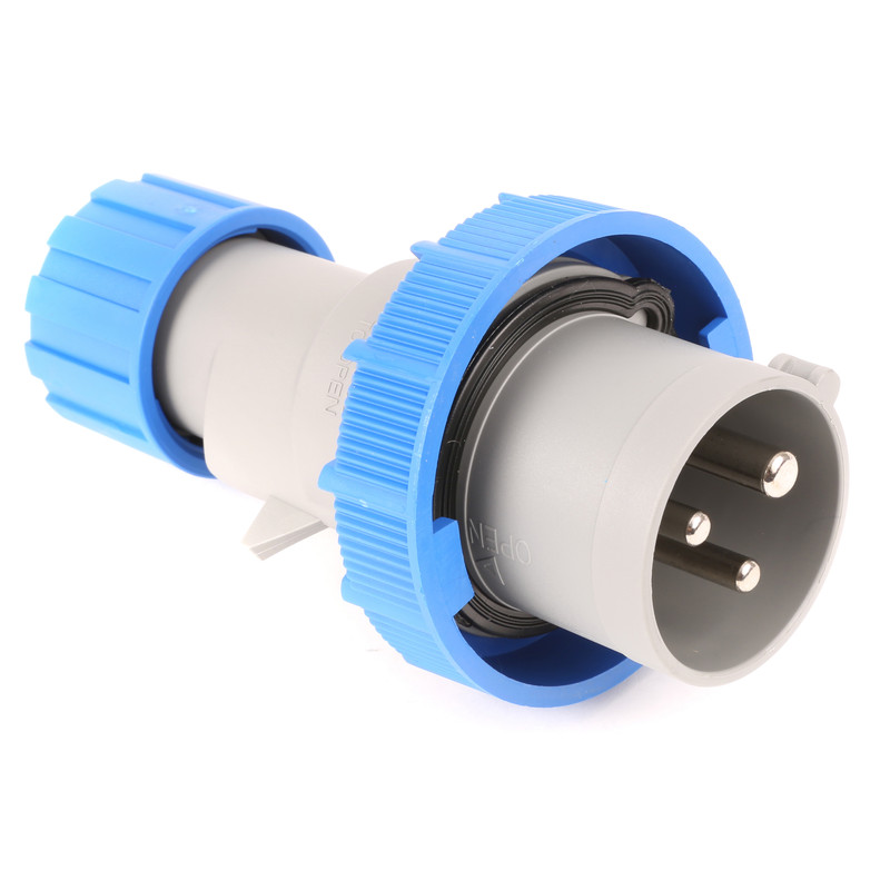 Industrial Watertight Plug IP67