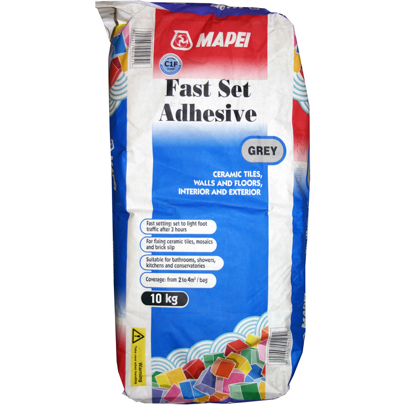 Mapei Fast Set Wall & Floor Tile Adhesive