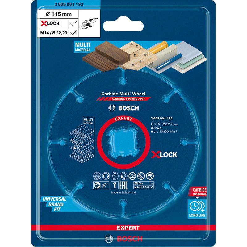 Bosch Carbide Multi Material Cutting Disc