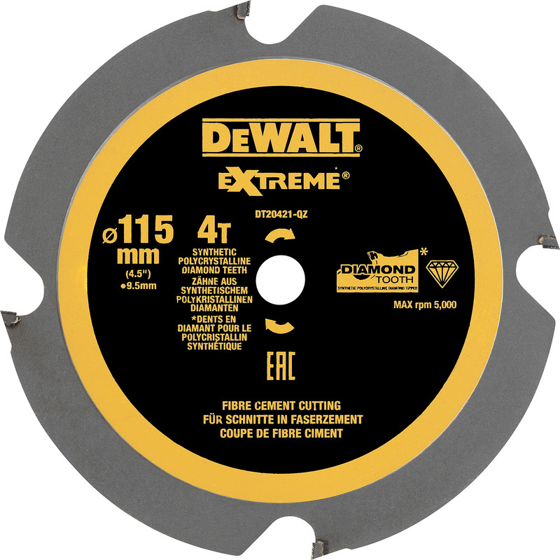 DeWalt PCD Circular Saw Blade
