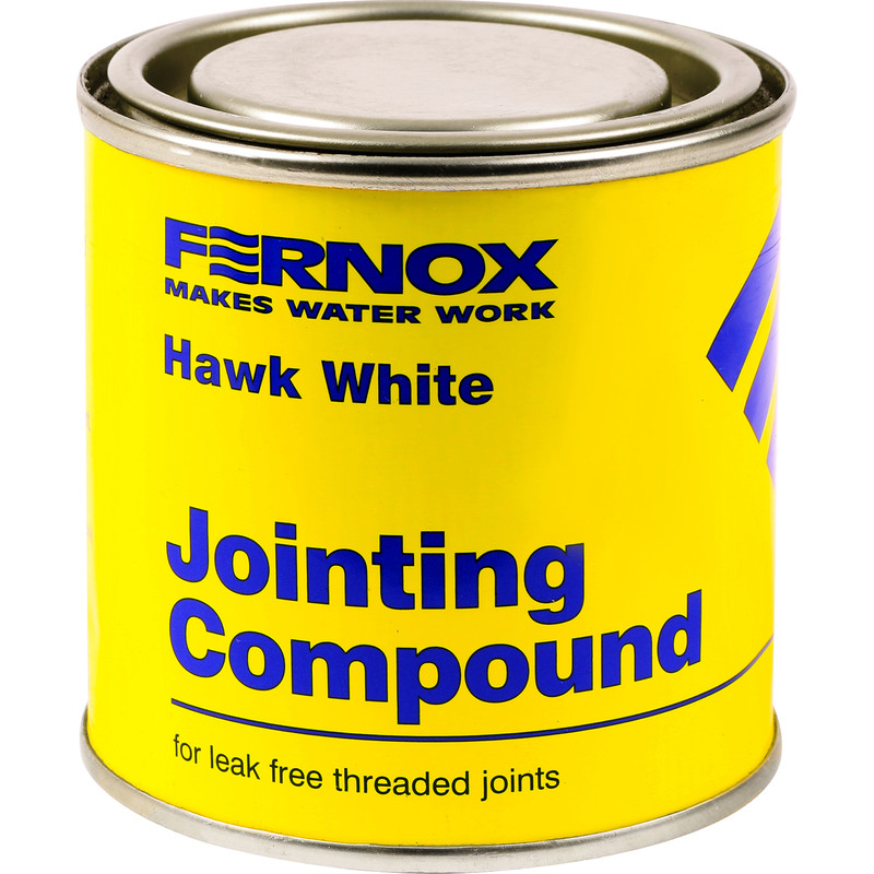 Fernox Hawk White Jointing Compound