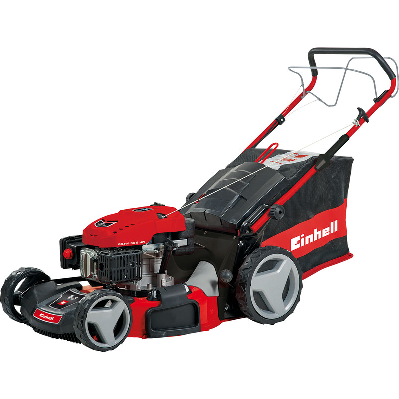 Einhell 173cc 56cm Self Propelled Petrol Lawnmower
